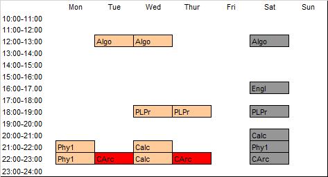 schedule_1st_year_2nd_semester_14-15