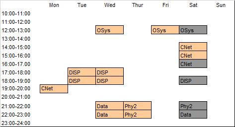 schedule_2nd_year_2nd_semester_14-15