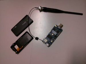 MK802IV with Linksys RP-TNC